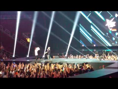 [FANCAM] #KCON16NY Prudential Center Day 2 June 25th, 2016 #Mamamoo #EricNam #Day6 #BTS