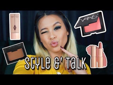 Style & Talk mit HIGH END Produkten 🤑 | Kein Bock mehr auf YOUTUBE, Alleine reisen, Selbstfindung..