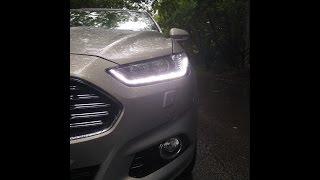 Ford Mondeo / Тест-драйв Форд Мондео