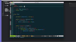 Php语言编程进阶 38 38 观察者模式