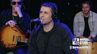 Liam Gallagher Says He's Open to an Oasis Reunion