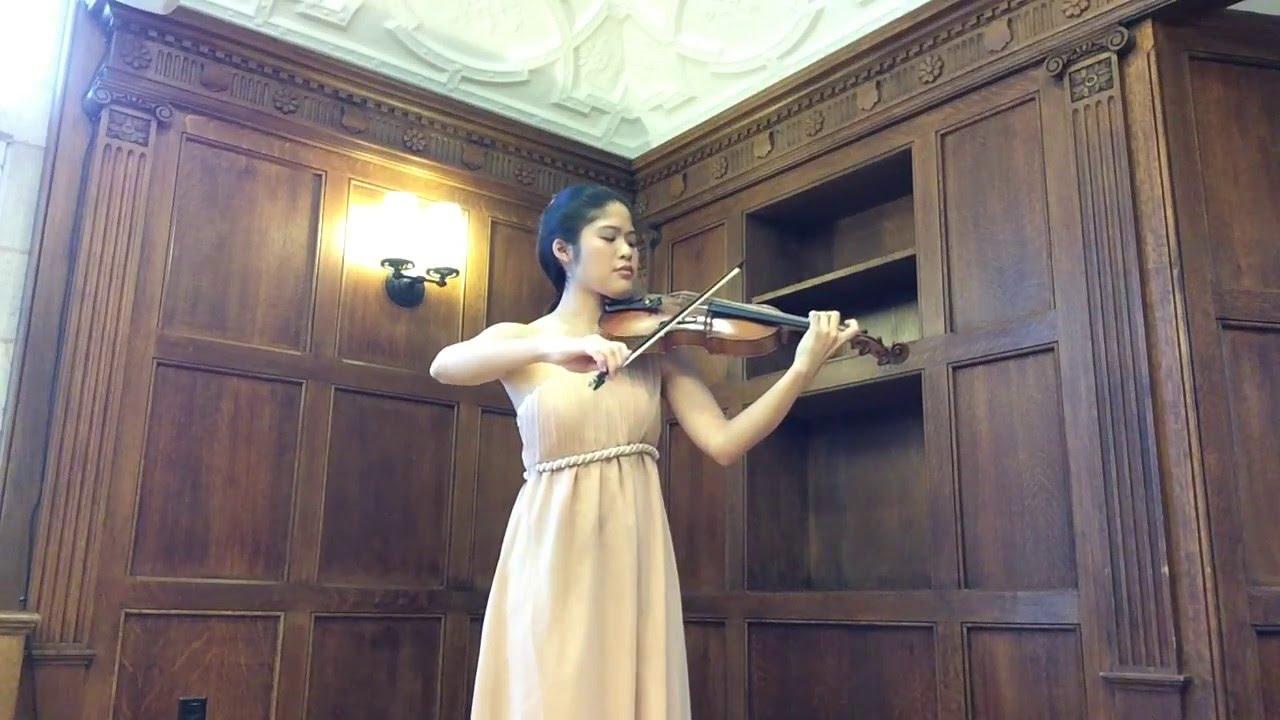 Mozart: The Magic Flute - Pamina's Aria for solo violin