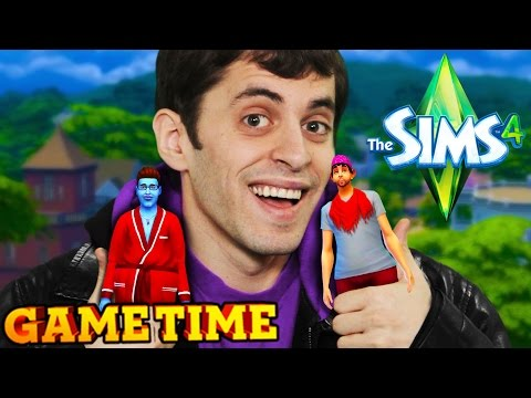SABOTAGING SMOSH IN THE SIMS 4 (Gametime w/ Smosh Games)