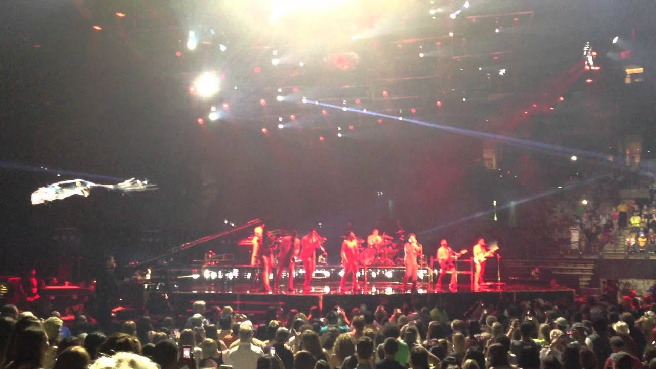 bruno mars moonshine td garden boston 6 26 2013 youtube