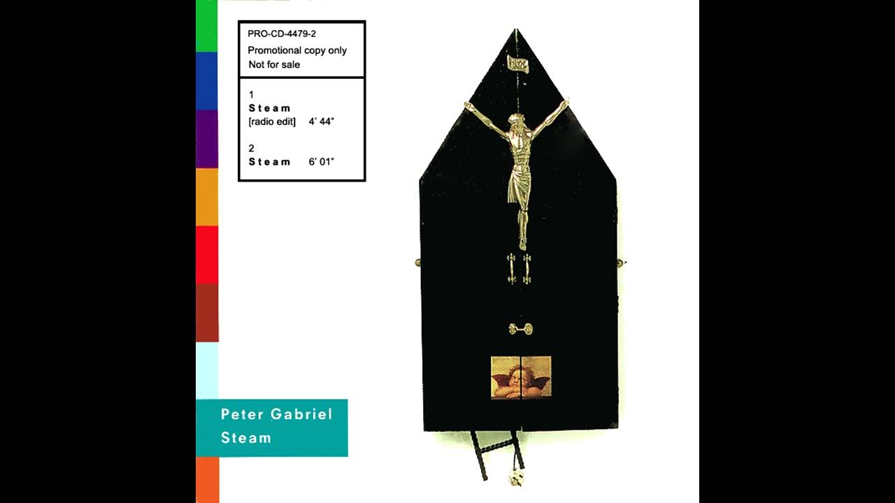 Peter Gabriel - Steam (Radio Edit)