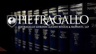 Pietragallo Qui Tam Video by Philly Power Media