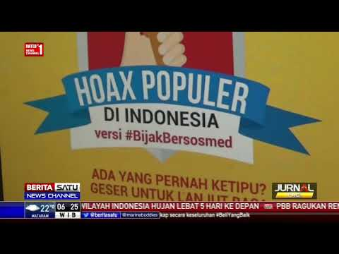 Bawaslu Jateng Ajak Netizen Perangi Hoaks di Medsos Mp3