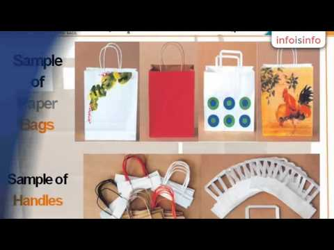 Paper Bag in Bangalore - Colorbag India - InfoIsInfo