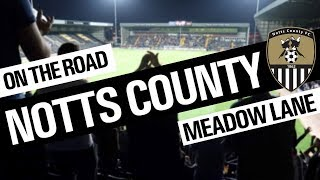 One of Smiv's most viewed videos: On The Road - NOTTS COUNTY @ MEADOW LANE