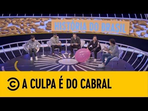 #ACulpaÉDoCabral - Balão do TURISMO Brasileiro