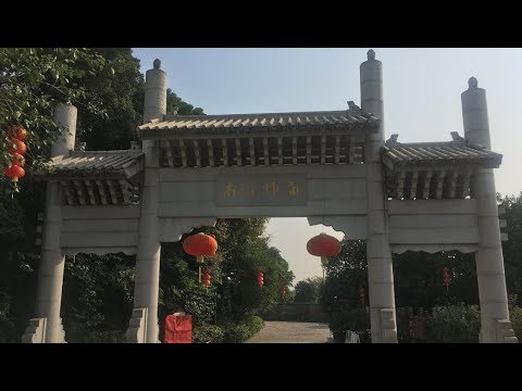 LIVE: Exploring the South China Sea God Temple in Guangzhou一起来逛广州南海神庙