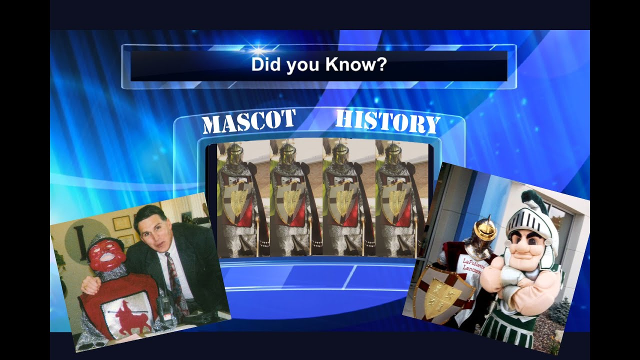 Lancer Mascot History  sc 1 st  YouTube & Did you Know? Lancer Mascot History - YouTube