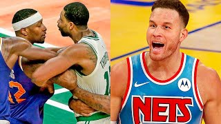 "NBA ""Don't be Petty!"" MOMENTS - Part 2"