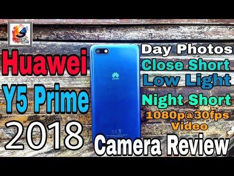 huawei y5 prime 2018 camera review - cinemapichollu