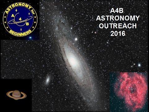 A4B Astronomy outreach.