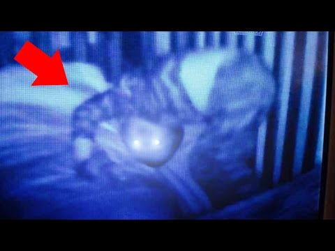6 Scary Moments Caught on A Baby Monitor