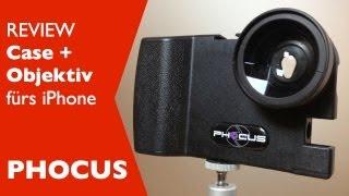 Phocus für iPhone 5, 4S und 4 - iPhone-Zubehör