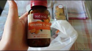 Приболели,запасаемся витаминами/Winter is Vitamins time
