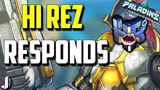 Hi Rez Responds to Paladins Essence Drama with some Grind Improvements