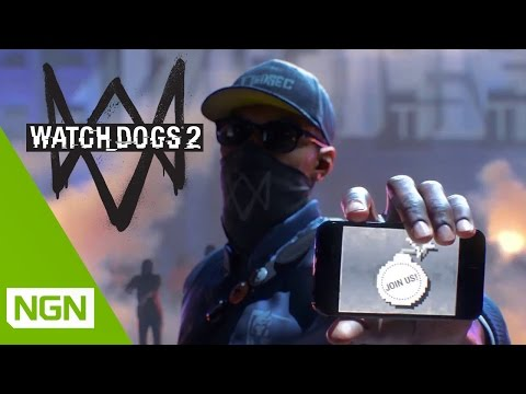 Watch Dogs 2 PC Gameplay - Hacker Montage