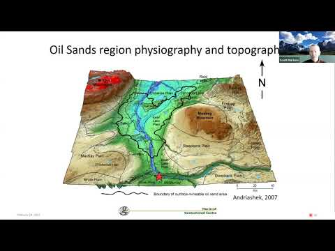 Engineering Geology of the Ft. McMurray Area for the Design of Mining Earth Structures