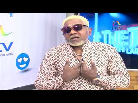 MUSIC: Awilo Longomba is Back in Nairobi After a 13-Year