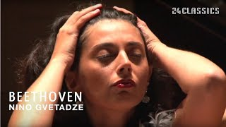 Piano concerto no. 4, Beethoven | Nino Gvetadze | 24classics.com