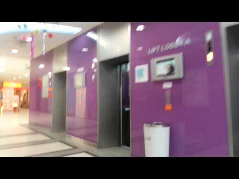 Liang Court Hitachi Scenic Elevators (Lift Lobby)