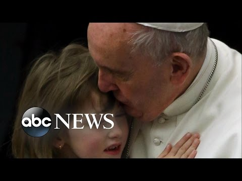 Pope Francis Writes First Children's Book