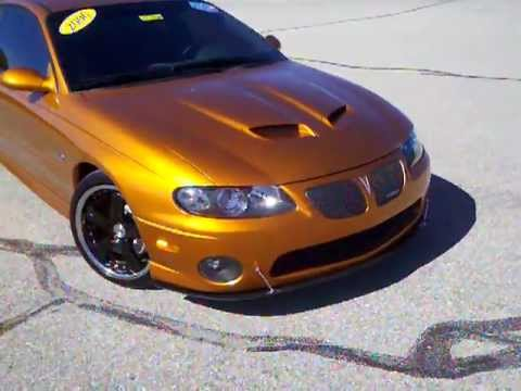 FOR SALE by ROSS BARCLAY2006 PONTIAC GTOHEADERSMAGNAFLOWHURST