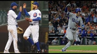 Los Angeles Dodgers vs Chicago Cubs Highlights || June 19, 2018 || Game 2 of Double Header