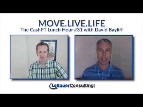 The CashPT Lunch Hour #31 with David Bayliff