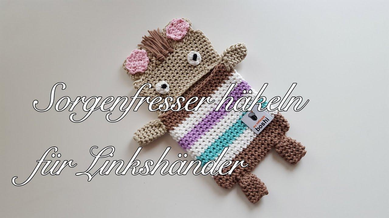 Sorgenfresser Häkeln Der Kleine Hachimantai Wunscherfüller