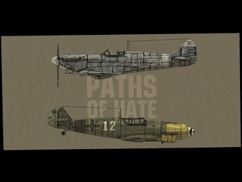Paths of Hate short Anti-War -Movie