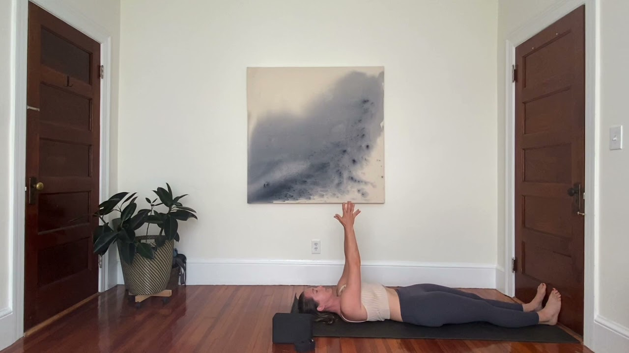 Yoga for Anxiety Hangover