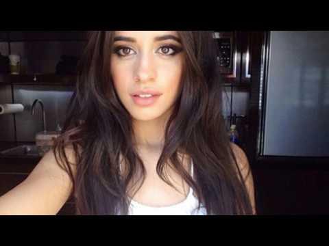None - Que tuvo que beber Camila Cabello para grabar un video enterate aqui?
