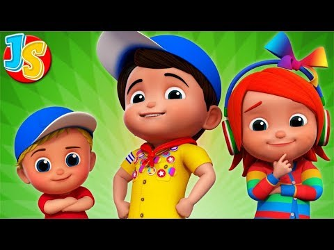 Junior Squad Nursery Rhymes & Songs For Babies  Cartoon s for Toddlers