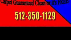 Organic Green cleaning carpet cleaning in Austin Texas.