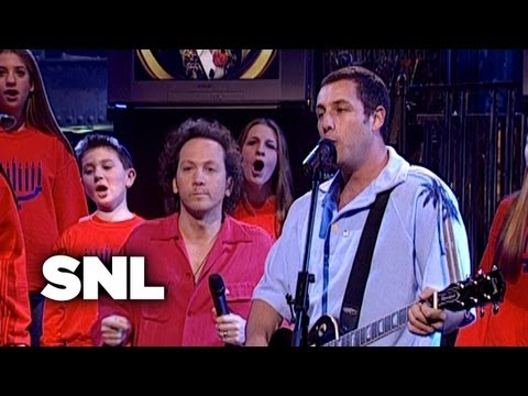 Cold Opening: The Chanukah Song - Saturday Night Live