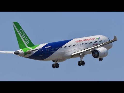 The Point: China's C919 To Compete With Boeing And Airbus