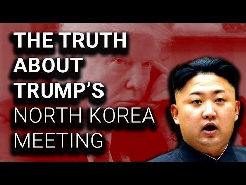 Was ENTIRE Trump North Korea Meeting an Incompetent Misunderstanding?