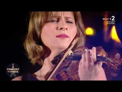 Le concert de Paris 2020 Medley Charlie Chaplin  Lisa Batiashvili