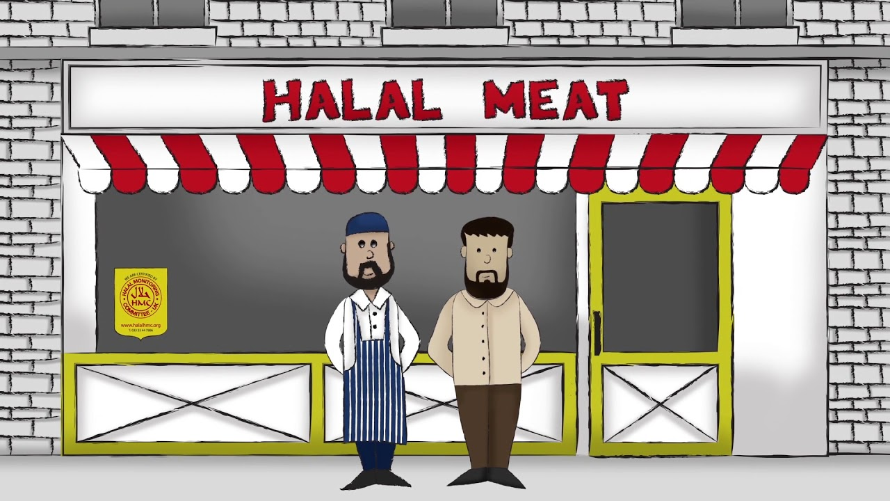 What is Halal? – Halal Choices