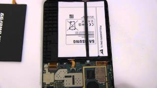 How to Replace Your Samsung GALAXY Tab 3 Lite 7.0 SM-T110 Battery
