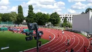 400m Haies TCM - Serie 1 - Interclubs 2ème Tour Finale N2 - 20/05/2017 - Antony