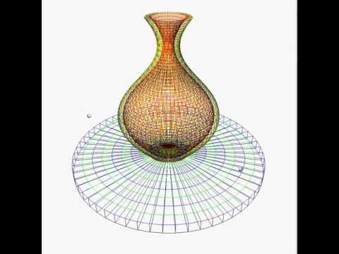 OpenGL Vase