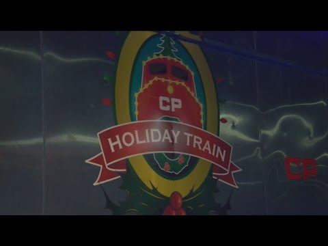 Holiday Train rolls into Wisconsin