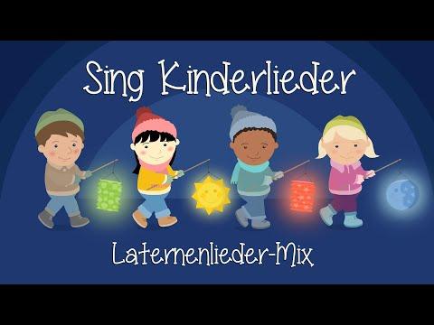 Laternenlieder-Mix   Martinslieder-Mix