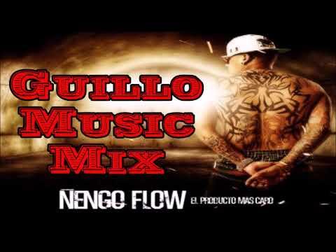 Ñengo Flow Mix - El Hijueputa De La Liríca Prod.By Sinfonico & Fender Los Diabolicos(By.Guillo)