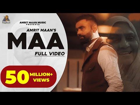 Amrit Maan : Maa (Official Video) Desi Crew | New Punjabi Songs 2021 | Latest Punjabi Songs 2021 - Cocktail Music
